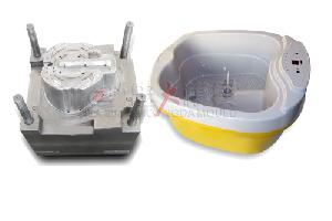 massage foot bucket mould