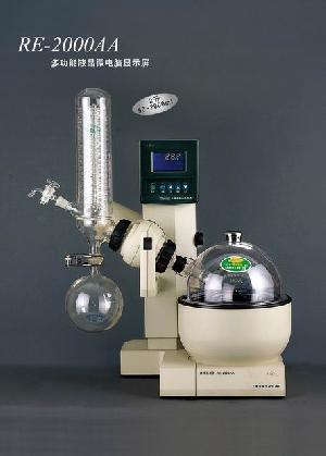 lcd rotary evaporator