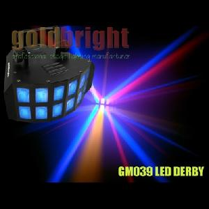 led derby light