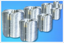 galvanised fencing binding wire