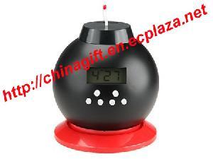 bomb bank alarm clock