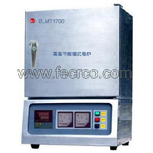 temperature laboratory muffle furnace
