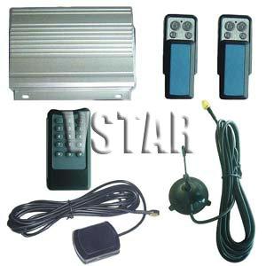 gsm sistema de alarma vehículos gps g118v