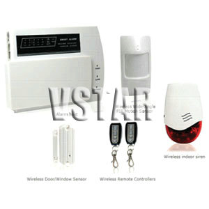 home alarm monitor canada contract