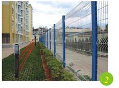 ir perimeter fencing detectors housing security