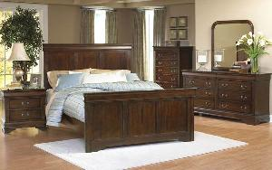 elegance bedroom mahogany teak wooden indoor furniture kiln dry solid