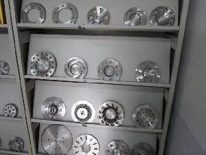 cup wheel steel body