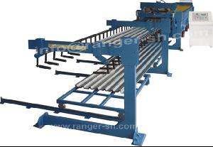 floor deck forming machine metal building