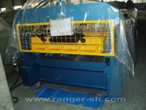 roof sheet forming machine construction metal