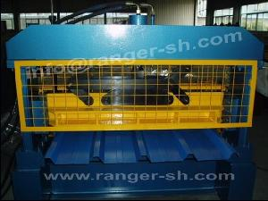 roof sheet forming machine prefab house roofing roll