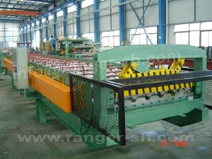 roof sheet forming machine metal roofing