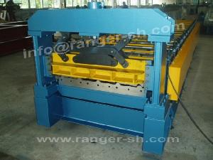roof sheet roll forming machine metal roofing