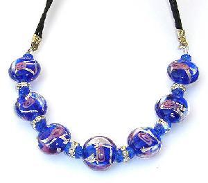 wholesale murano lampwork necklaces