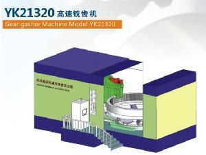 gear gasher machine yk21320