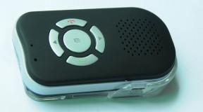 solar tts bluetooth handsfree speakerphone v2 1