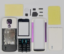 housing faceplate cover nokia 5000 violet