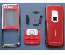 faceplate cover nokia 6120