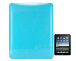 hard plastic case cover holder ipad blue