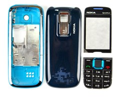 housing faceplate cover nokia 5130 blue