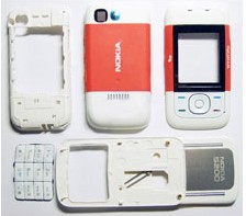 housing faceplate cover nokia 5200
