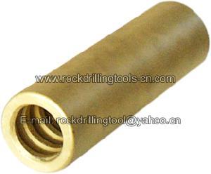 coupling sleeves manufacturer jinquan golden spring rock drilling tools co