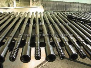 rod male female drill rods