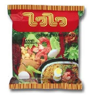 oriental instant noodle