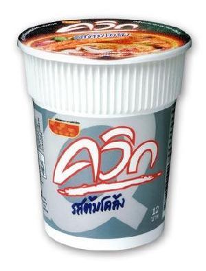 quick tom klong flavor cup