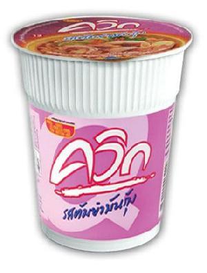 quick tom yum mun goong flavor cup