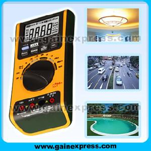 5 1 sound multimeter lux db degree celsius rh ac dc