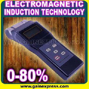 digital inductive wood moisture meter destruction