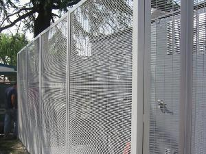 security fence panel wire mesh