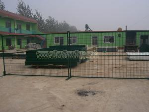 temporary fence wire mesh fencing