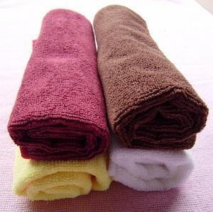 microfiber towel bath