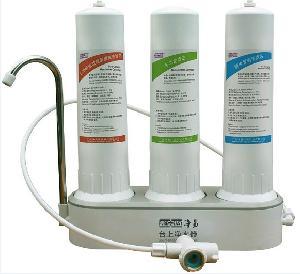 countertop water filter 3 cartridge