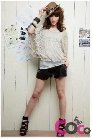 gray chiffon lace fashion shawl wild