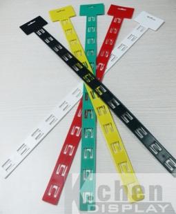 pvc clip strip hang