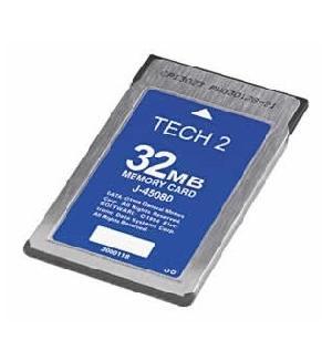 32mb card gm tech2
