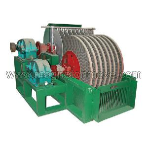 iron ore tailing recycling machine