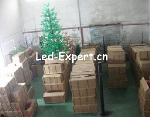 led tree light factory