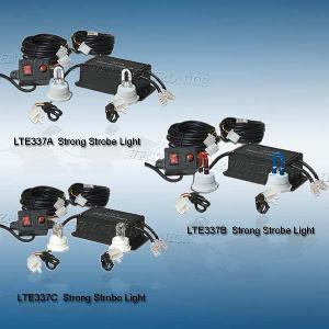 2 corner headlight strobe lights ems