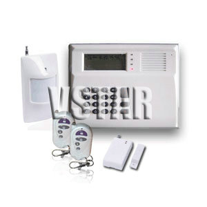 gsm wireless home security system alarm