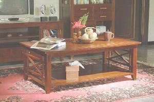spain coffee mesa table elegance teak mahogany wooden indoor furniture