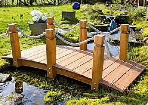 27329-Teak-Outdoor-Pond-Bridge
