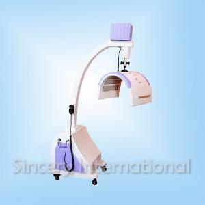 led phototherapy lamp acne skin rejuvenation