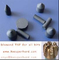 diamond tsp oil drill bits