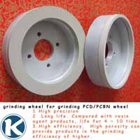 vitrified diamond grinding wheel pcd cutting tools