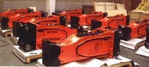 hydraulic breaker importer