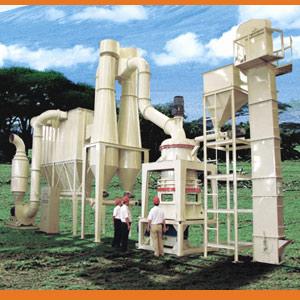 roller mill plant micropowder