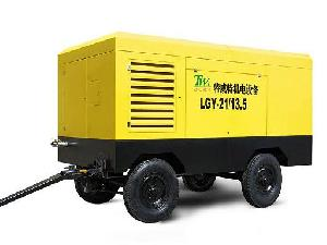 teweite movable air compressors